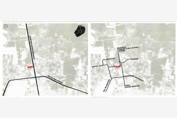 Foto de terreno comercial en venta en carretera merida progreso 0000001, mérida, mérida, yucatán, 6203449 No. 02