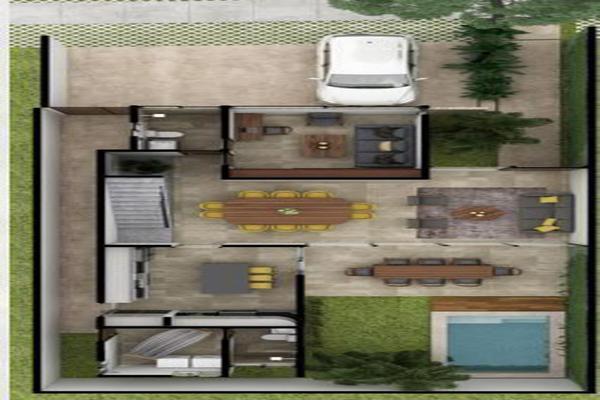 Foto de casa en venta en carretera mérida - progreso , temozon norte, mérida, yucatán, 0 No. 03
