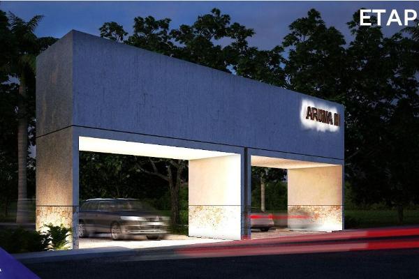 Foto de terreno habitacional en venta en carretera merida tixcocob , tixpehual, tixpéhual, yucatán, 6159675 No. 04