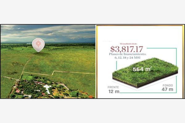 Foto de terreno habitacional en venta en carretera merida-motul carretera, tixkuncheil, baca, yucatán, 5635834 No. 01