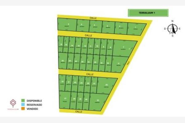 Foto de terreno habitacional en venta en carretera merida-motul carretera, tixkuncheil, baca, yucatán, 5635834 No. 04