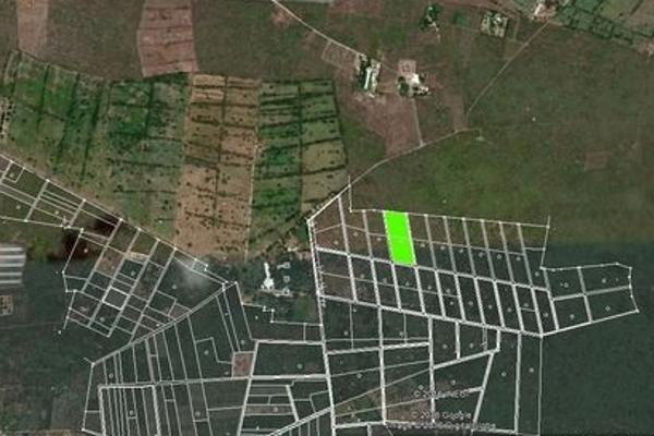 Foto de terreno industrial en venta en carretera merida-motul , conkal, conkal, yucatán, 6127409 No. 03