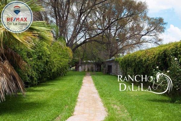 Foto de rancho en venta en carretera mexico kilometro 5 , liberaci?n social, durango, durango, 5669202 No. 01