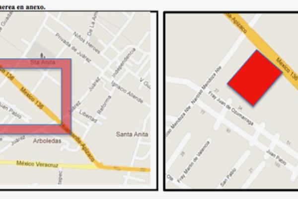 Foto de terreno comercial en venta en carretera méxico- puebla , santa anita, huamantla, tlaxcala, 5642798 No. 01