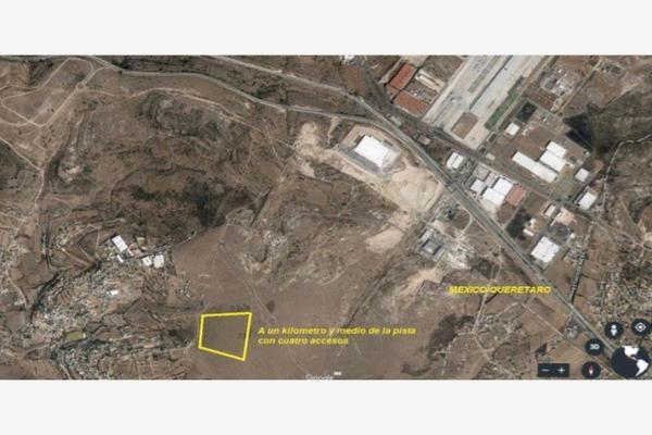 Foto de terreno industrial en venta en carretera méxico queretaro 1, barrio alto melchor ocampo, tepeji del río de ocampo, hidalgo, 8856143 No. 01