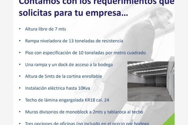 Foto de nave industrial en venta en carretera méxico - querétaro 1, el paraíso, el marqués, querétaro, 5872498 No. 05