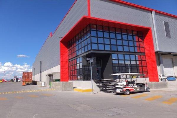 Foto de nave industrial en renta en carretera méxico - querétaro , san cristobal (el colorado), el marqués, querétaro, 5707662 No. 01
