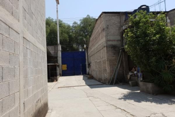 Foto de nave industrial en venta en carretera mexico texcoco , conjunto la paz, la paz, méxico, 5370092 No. 01