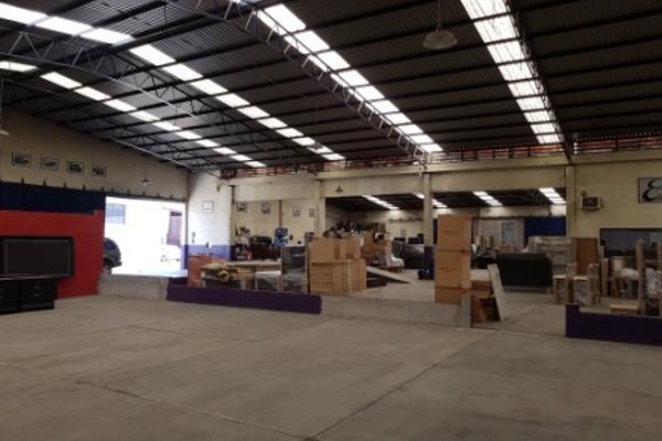 Foto de nave industrial en venta en carretera mexico texcoco , conjunto la paz, la paz, méxico, 5370092 No. 02