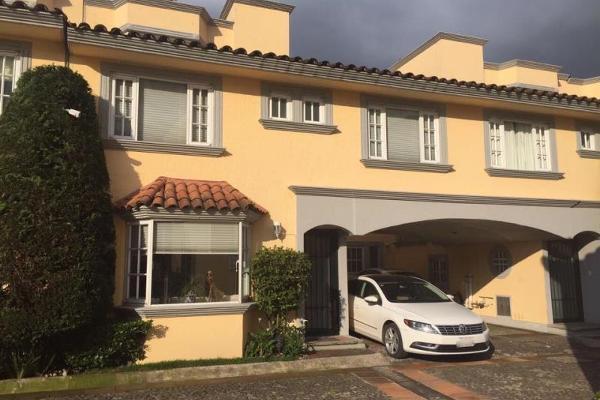 Foto de casa en venta en carretera méxico toluca 5625, cuajimalpa, cuajimalpa de morelos, df / cdmx, 6168447 No. 01