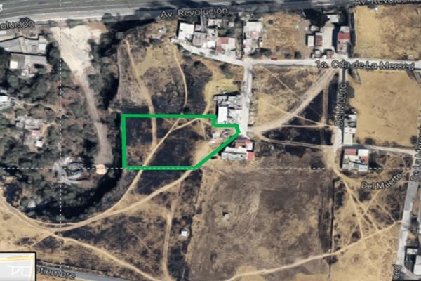 Foto de terreno habitacional en venta en carretera mexico toluca, la cueva , lerma de villada centro, lerma, méxico, 3355601 No. 01