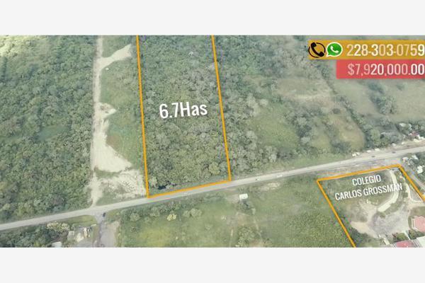 Foto de rancho en venta en carretera minatitlan - veracruz 29, malinche, acayucan, veracruz de ignacio de la llave, 5785356 No. 02