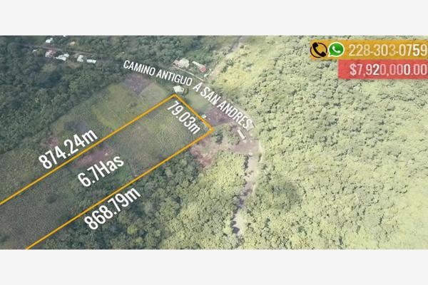 Foto de rancho en venta en carretera minatitlan - veracruz 29, malinche, acayucan, veracruz de ignacio de la llave, 5785356 No. 05