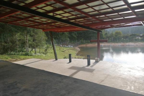 Foto de terreno habitacional en venta en carretera mineral del monte , privada del bosque, pachuca de soto, hidalgo, 8854097 No. 08