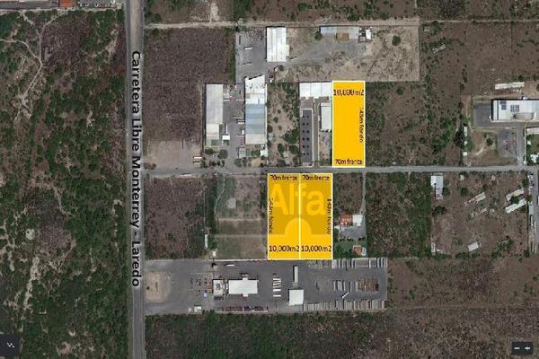 Foto de terreno industrial en venta en carretera monterrey - nuevo laredo , el mirador, ciénega de flores, nuevo león, 0 No. 03