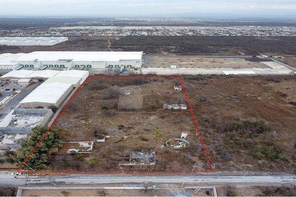 Foto de terreno industrial en venta en carretera monterrey - nuevo laredo , el mirador, ciénega de flores, nuevo león, 0 No. 04