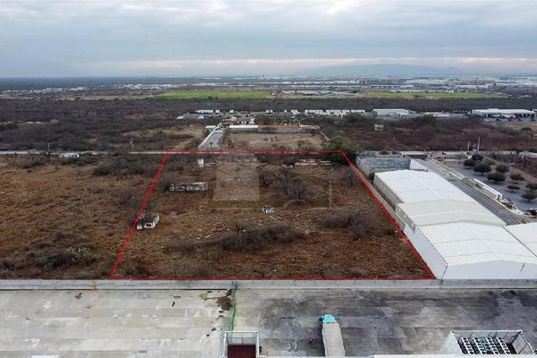 Foto de terreno industrial en venta en carretera monterrey - nuevo laredo , el mirador, ciénega de flores, nuevo león, 0 No. 05