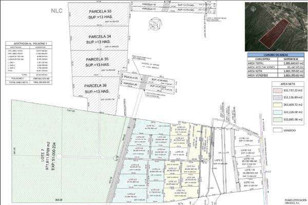 Foto de terreno industrial en venta en carretera monterrey-monclova kilometro 37 , abasolo centro, abasolo, nuevo león, 18475840 No. 03