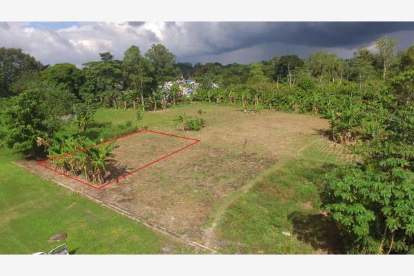 Foto de terreno comercial en venta en carretera morelitos 22, manuel sanchez mármol, cunduacán, tabasco, 5298014 No. 01