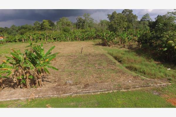 Foto de terreno comercial en venta en carretera morelitos 22, manuel sanchez mármol, cunduacán, tabasco, 5298014 No. 02