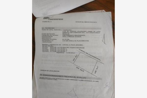 Foto de terreno comercial en venta en carretera nacional acapulco zihuatanejo 6, mozimba, acapulco de juárez, guerrero, 12997748 No. 02