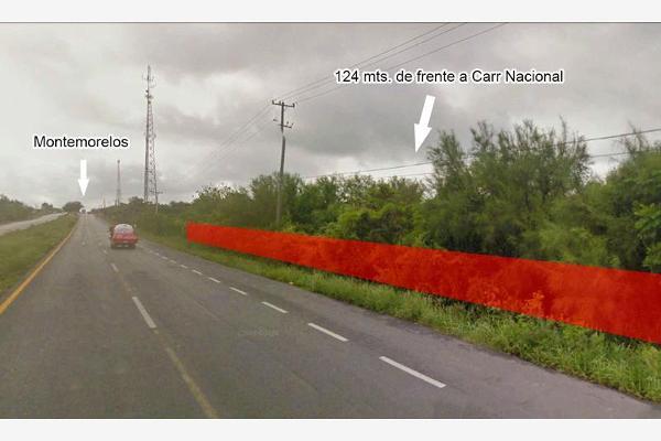 Foto de terreno comercial en renta en carretera nacional kilometro 200 , calles, montemorelos, nuevo león, 5315364 No. 02