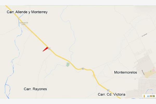 Foto de terreno comercial en renta en carretera nacional kilometro 200 , calles, montemorelos, nuevo león, 5315364 No. 03
