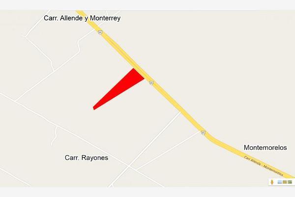 Foto de terreno comercial en renta en carretera nacional kilometro 200 , calles, montemorelos, nuevo león, 5315364 No. 04