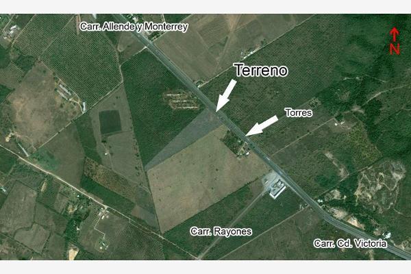 Foto de terreno comercial en renta en carretera nacional kilometro 200 , calles, montemorelos, nuevo león, 5315364 No. 05