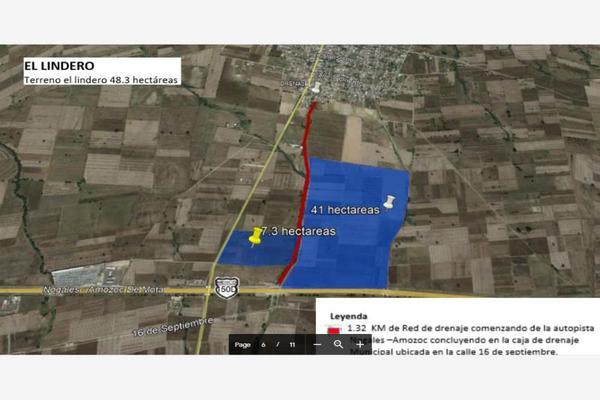 Foto de terreno comercial en venta en carretera nogales-amozoc de mota , san agustín tlaxco, acajete, puebla, 12956653 No. 02