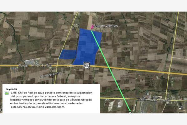 Foto de terreno comercial en venta en carretera nogales-amozoc de mota , san agustín tlaxco, acajete, puebla, 12956653 No. 03