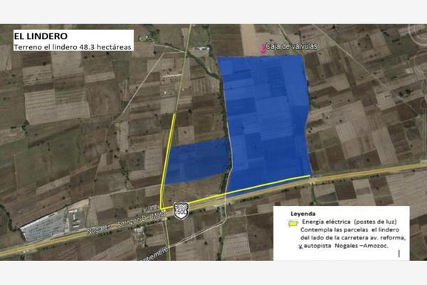Foto de terreno comercial en venta en carretera nogales-amozoc de mota , san agustín tlaxco, acajete, puebla, 12956653 No. 04