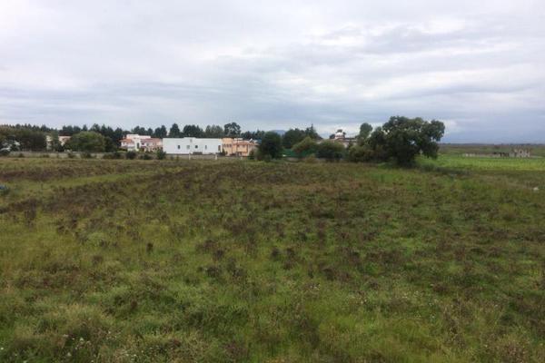 Foto de terreno habitacional en venta en carretera ocoyoacac - santiago tiangusitenco , chimaliapan, ocoyoacac, méxico, 6171053 No. 03