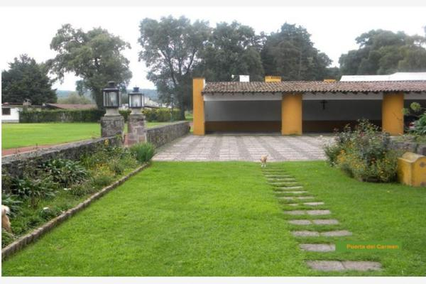 Foto de terreno habitacional en venta en carretera ocoyoacac - santiago tiangusitenco , chimaliapan, ocoyoacac, méxico, 6171053 No. 12