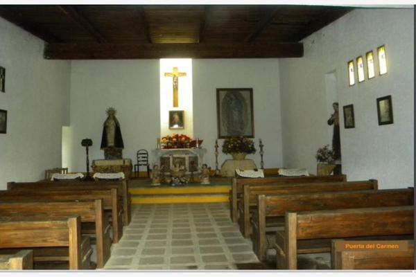 Foto de terreno habitacional en venta en carretera ocoyoacac - santiago tiangusitenco , chimaliapan, ocoyoacac, méxico, 6171053 No. 16