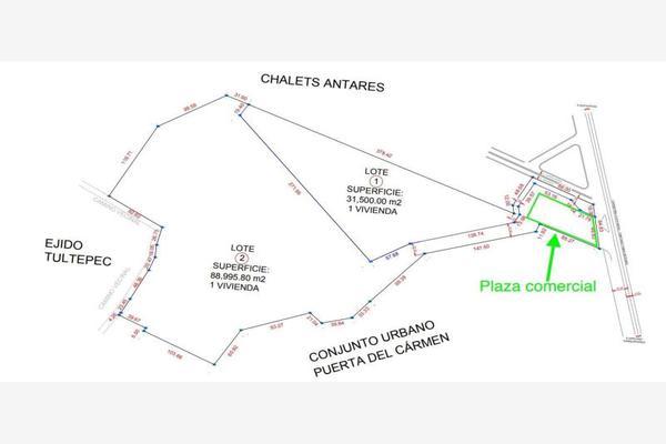 Foto de terreno habitacional en venta en carretera ocoyoacac - santiago tiangusitenco , chimaliapan, ocoyoacac, méxico, 6171053 No. 20