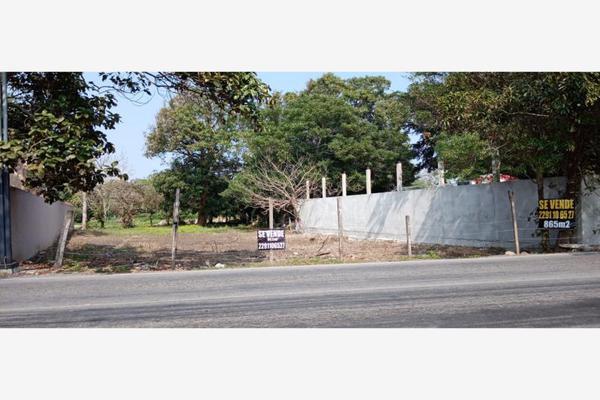 Foto de terreno habitacional en venta en carretera playa de vacas 678, playa de vacas, medellín, veracruz de ignacio de la llave, 0 No. 04