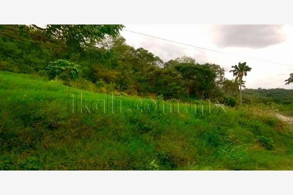 Foto de terreno habitacional en renta en carretera poza rica-cazones , la victoria kilómetro 47, papantla, veracruz de ignacio de la llave, 2694576 No. 13