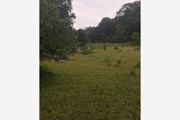 Foto de terreno habitacional en venta en carretera principal sin numero, loma alta, villa del carbón, méxico, 5932896 No. 01