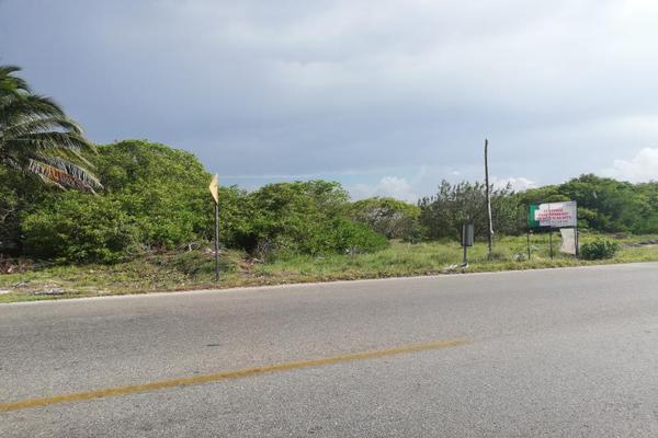 Foto de terreno comercial en venta en carretera progreso-telchac kilometro 15, chicxulub puerto, progreso, yucatán, 15332072 No. 15