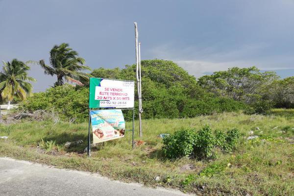Foto de terreno comercial en venta en carretera progreso-telchac kilometro 15, chicxulub puerto, progreso, yucatán, 15332072 No. 19