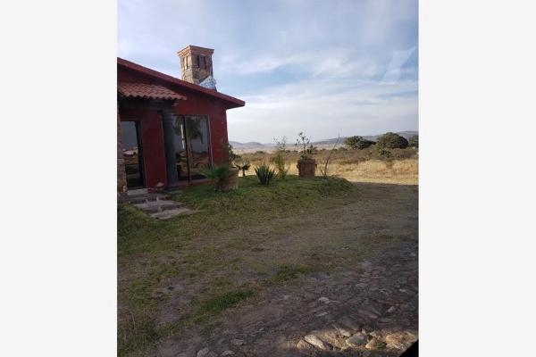 Foto de terreno habitacional en venta en carretera queretaro kilometro 27 s / n, jonacapa, huichapan, hidalgo, 11434382 No. 01