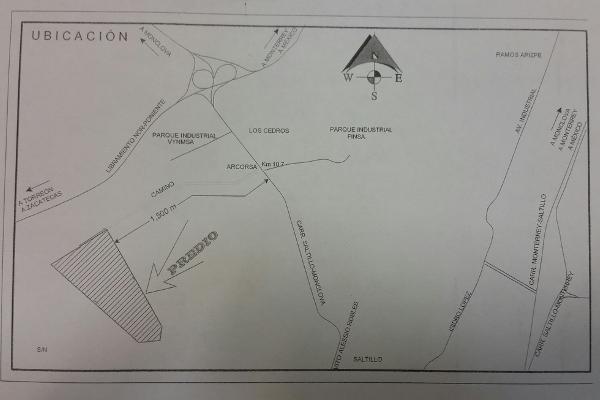 Foto de terreno industrial en venta en 00 00, parque industrial, ramos arizpe, coahuila de zaragoza, 7095771 No. 06