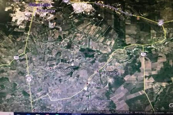 Foto de terreno habitacional en venta en carretera san juan , ciudad allende, allende, nuevo león, 17832371 No. 04