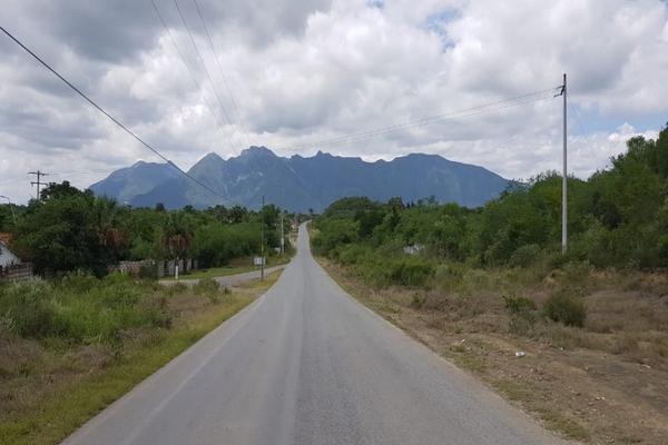 Foto de terreno habitacional en venta en carretera san mateo , san mateo, juárez, nuevo león, 7193316 No. 01