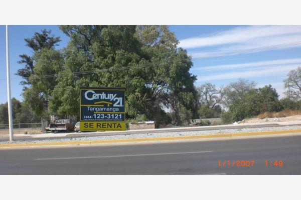 Foto de terreno habitacional en renta en carretera s.l.p. matehuala , la constancia, soledad de graciano sánchez, san luis potosí, 3671272 No. 02