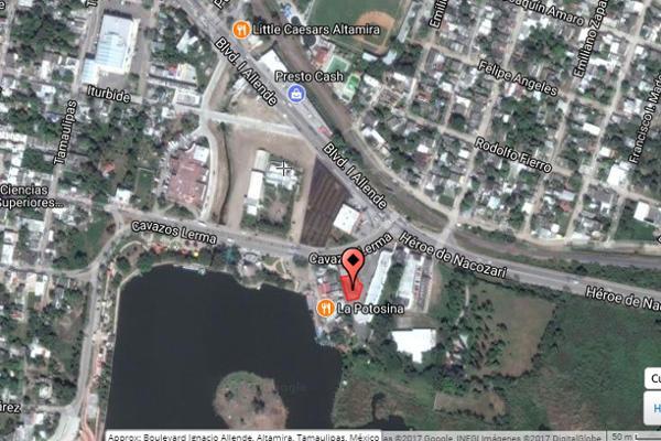 Foto de terreno comercial en renta en cavazos lerma , altamira centro, altamira, tamaulipas, 3695894 No. 02