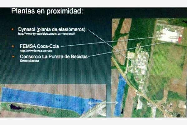 Foto de terreno habitacional en venta en  , colonias estación (ejido), altamira, tamaulipas, 7307907 No. 01