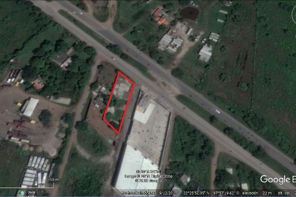 Foto de terreno habitacional en venta en carretera tampico-mante , melchor ocampo, altamira, tamaulipas, 5904249 No. 01