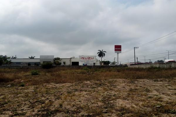Foto de terreno comercial en venta en carretera tampico-mante , nuevo tampico, altamira, tamaulipas, 5759401 No. 01